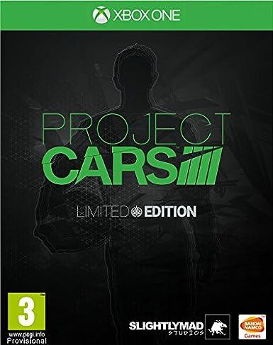 Project C.A.R.S. - Limited Edition: Amazon.es: Videojuegos