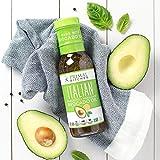 Primal Kitchen Avocado Oil 3 Pack Vinaigrette Dressing & Marinade: Greek, Balsamic, Italian