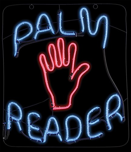 Palm Reader Halloween Costume - LIGHT GLO PALM READER