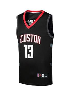 fb453a35c Basport Conjunto de Traje de Baloncesto NBA Rockets No. 13 Bordado Harden  Jersey para Hombre Comprar