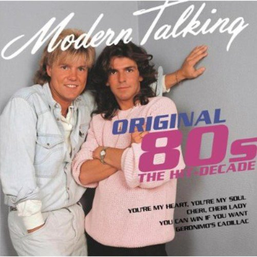 CD : Modern Talking - Original 80\'s (Germany - Import, 3 Disc)