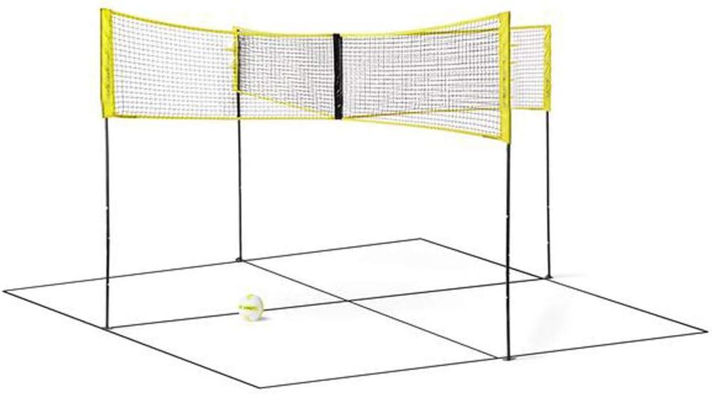 Gras oder Innen Yanyan Volleyball-Netz Volleyball-Netz viereckig tragbar professionelles Outdoor-Sand