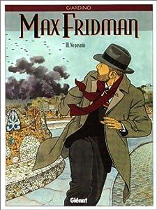 """Afficher """"Max Fridman. n° 3 No pasarán"""""""