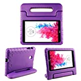 7 inch lg tablet protective case - LG G Pad 7.0 Case – SIMPLEWAY Protective Handle Stand Tablet Case for LG G Pad V400 / V410 (LTE) / VK410 / UK410 / LK430 (G Pad F7.0) 7 Inch,Purple