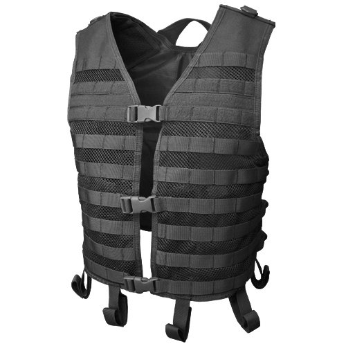 Condor Tactical Mesh Hydration Vest - Black
