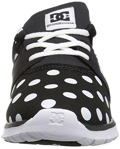 DC Frauen-Heathrow SE Schuh, EUR: 40, Black/White Print