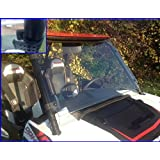 RZR XP1000 Hard Coat Full Windshield by Extreme Metal Products 12365