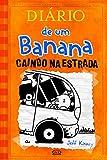 capa de Diário de Um Banana 9. Caindo na Estrada