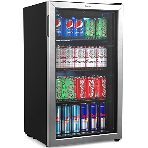 Top 10 mini refrigerator glass door for beer