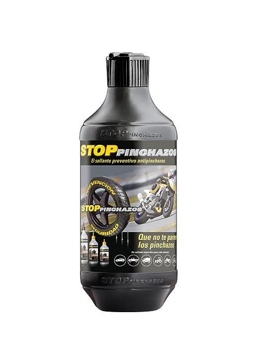 STOP PINCHAZOS - 14533 : Liquido antipinchazos para hacer Tubeless moto