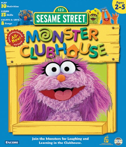 (Monster Clubhouse - PC )