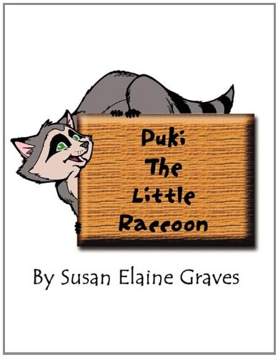 Puki the Little Raccoon Paperback – June 8, 2010
