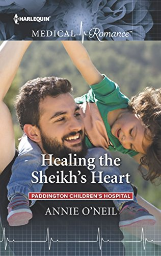 Healing the Sheikh's Heart (Paddington Children's Hospital)