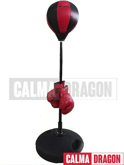 Calma Dragon Punching Ball Adultos Saco de Boxeo, Práctica de ...