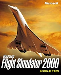 Microsoft Flight Simulator 2000 - PC