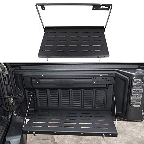SMALLFATW JL Backseat Storage Bag /& Durable Multi-Size Tailgate Organizer Storage Bag Quick Installation for 2018 2019 Jeep Wrangler JL//JLU Rubicon