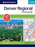Rand McNally 2008 Denver Regional Street Guide