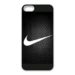 iPhone 5, 5S Phone Case White Nike logo AC8540949