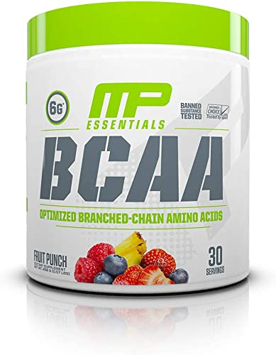 MP Essentials BCAA Powder