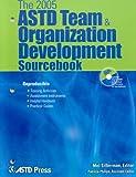 img - for The 2005 ASTD Team & Organizational Development Sourcebook book / textbook / text book