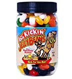 ASS KICKIN' Premium Gourmet Hot Spicy Jellybeans with Habanero - Great for Easter Basket Stuffers, Hunt, and Treats
