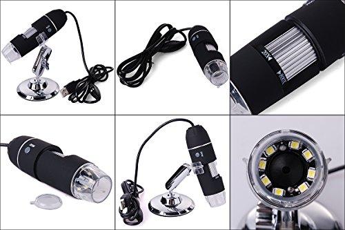 Xcsource te d digital mikroskop endoskop fach led