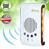 Pest Control - Ultrasonic Pest Repeller - Electronic Plug in Best Repellent Get Rid Of - Rodents...