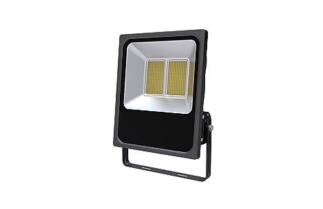 Threeline PRG Proyector Foco LED, 200 W, Blanco Neutro: Amazon.es ...