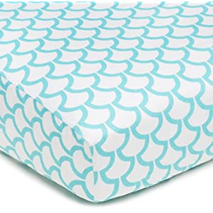 51JZZGjcJ-L._SS300_ Mermaid Crib Bedding and Mermaid Nursery Bedding Sets