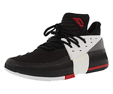 9fe27feb6425 adidas Dame 3 On Tour Shoe - Men s Basketball 9 Core Black Utility Black