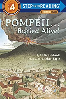 Pompeii Buried Alive Step Reading ebook product image