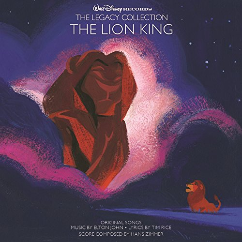 Walt Disney Records The Legacy...