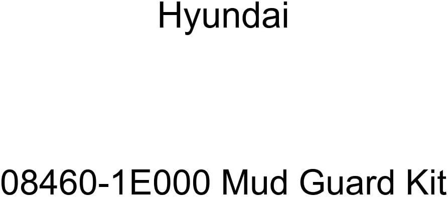HYUNDAI Genuine 08460-1E001 Mud Guard Kit