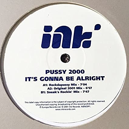 Pussy its gonna be alright sex