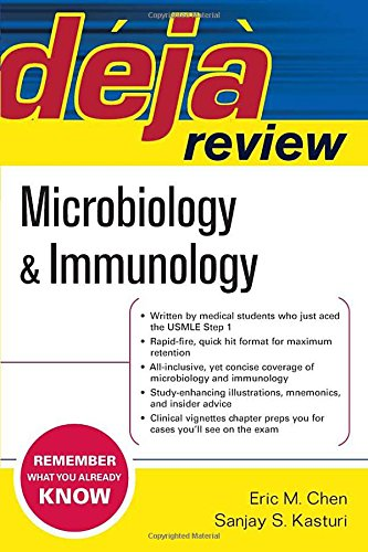 Deja Review Microbiology & Immunology