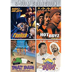 Four-Film Collection (Foolish / Hot Boyz / Phat Beach / The Wash)