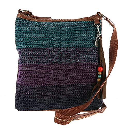 The Crochet Royale Crossbody Sak Ombre Lucia Oqxwq7PTU