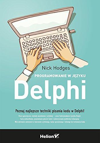 Programowanie w jezyku Delphi by Helion