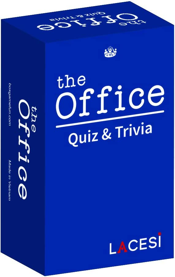 The Office Quiz & Trivia - Funny Party Game