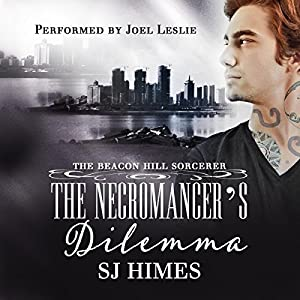 The Necromancer's Dilemma Hörbuch