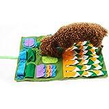 Dog Feeding Blanket Pet Cushion Training Snuffle Mat Cat Nose Work Blanket Non Slip Pet Activity Mat Biting Pad