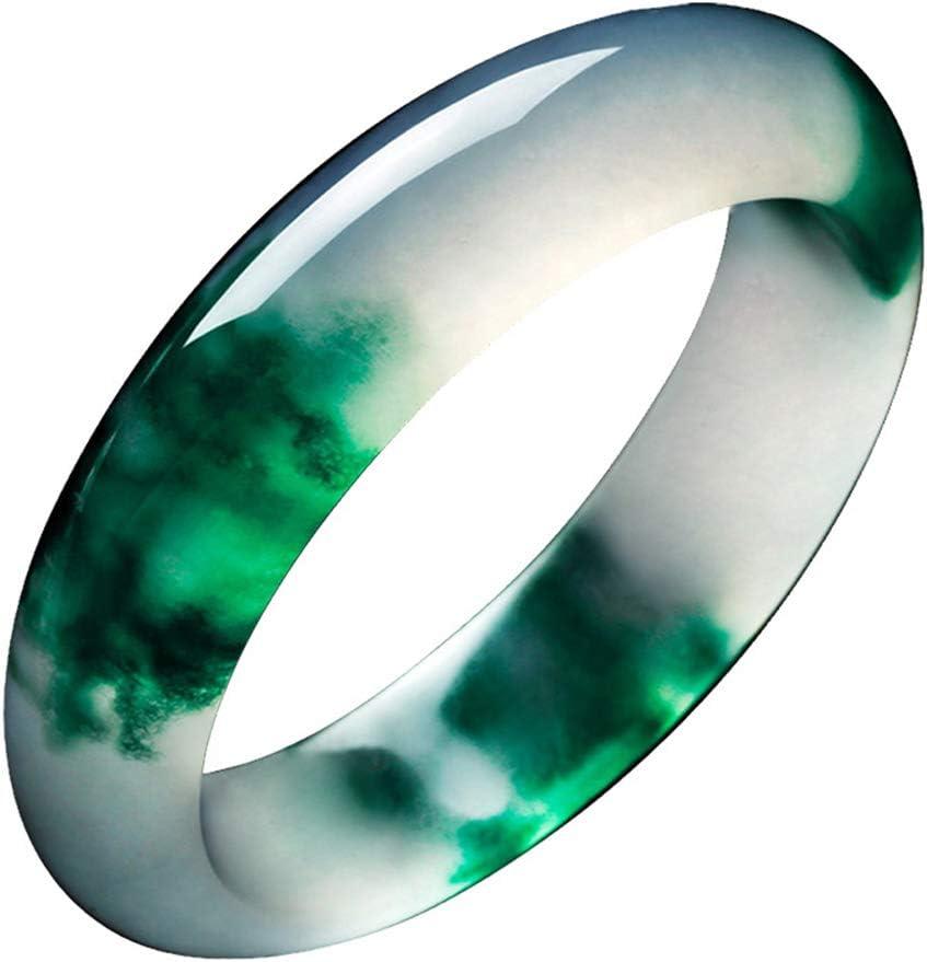 Green jade bracelet Surfer bracelet Waterproof bracelet Unisex bracelet Good luck bracelet Beach bracelet Burmese Grade A Jade