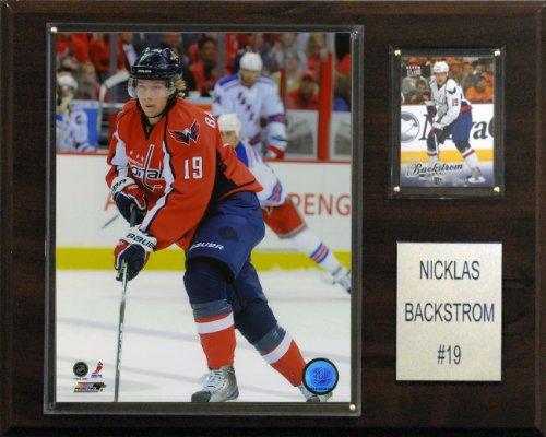 NHL Nicklas Backstrom Washington Capitals Player Plaque