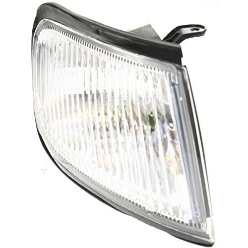 Diften 116-A2133-X01 - New Corner Light Parking Side Marker Lamp Passenger Right RH Hand NI2521125