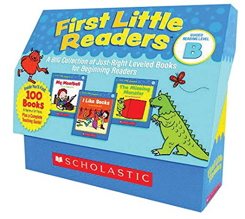 SHSSC522302 - First Little Readers Level B