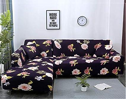 Groovy Amazon Com Tongbf All Inclusive Stretch Fabric Sectional Frankydiablos Diy Chair Ideas Frankydiabloscom