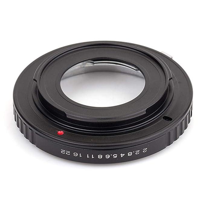 Voigtlander - Adaptador para cámara réflex Digital Nikon D3500 ...