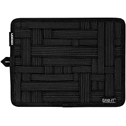 "Cocoon CPG7BK GRID-IT! Organizer Small 7.25"" X 9.25"", Black"