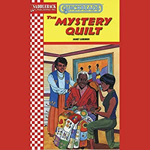 The Mystery Quilt Audiobook