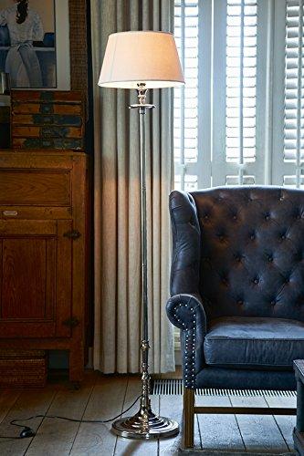 Riviera Maison L\'Hôtel Floorlamp/Lampenfuss aus Aluminium ...